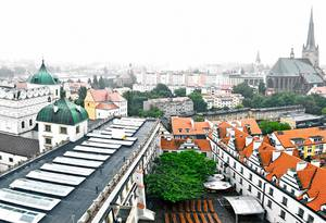 Szczecin, Śródmieście