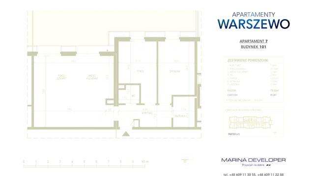 Apartamenty Warszewo