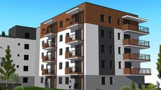 Mieszkania przy Sienkiewicza