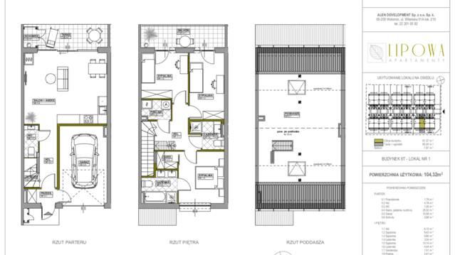 Apartamenty Lipowa