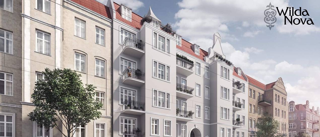 Wildanova - Zamieszkaj stylowo w centrum Poznania za mniej niż 200 tys. złotych!