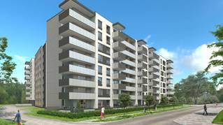 Apartamenty Lubicka