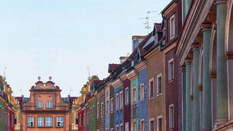 Najbardziej atrakcyjne lokalizacje w Poznaniu