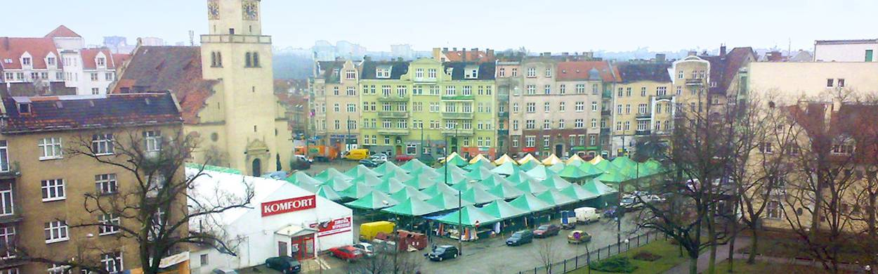 wielkopolskie, Poznań, Wilda