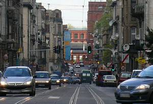 Łódź, Polesie, Stare Polesie