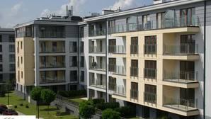 Zdjęcie inwestycji Eolian Park (budynek Stromboli)