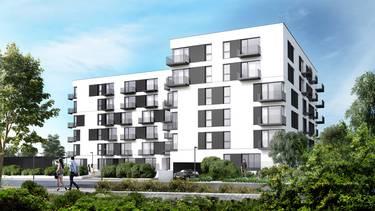 Apartamenty Nowy Marysin
