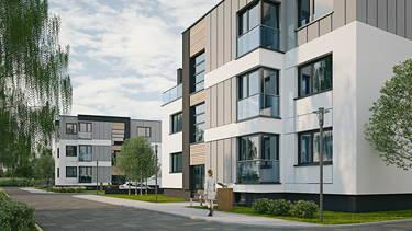 Apartamenty Sortis - Etap II