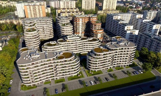 Apartamenty Kaskada etap III