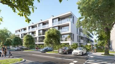Apartamenty Parkowe