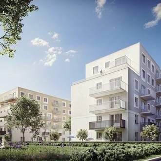 Nowe osiedle Unidevelopment S.A. przy ul. Marywilskiej