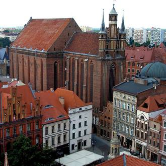 Jak się mieszka w Toruniu?