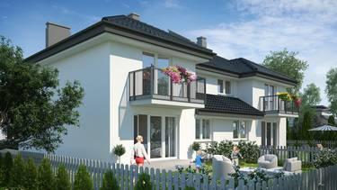 Viva Garden - domy