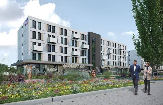 Apartamenty MIKROPLUS