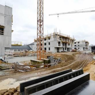 """Osiedle Franciszkańskie rośnie w najbardziej """"rowerowej"""" dzielnicy Katowic"""