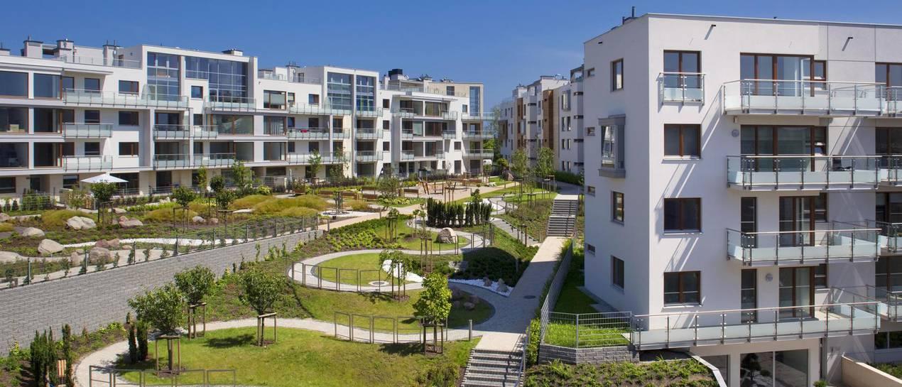 Altoria Apartamenty: estetyka ZEN za oknem