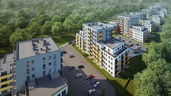 Nowe mieszkania w Murapol Osiedle Parkowe w Gliwicach