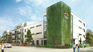 Zdjęcie inwestycji Miasteczko Wawer