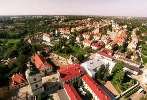 sandomierski, Sandomierz