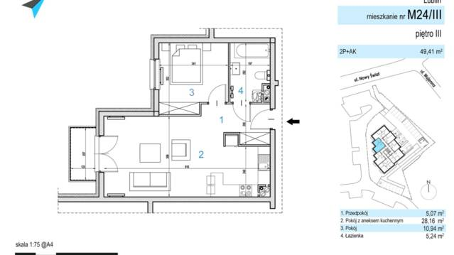 Mieszkania Nowy Świat