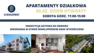 Apartamenty Działkowa – gotowe do odbioru