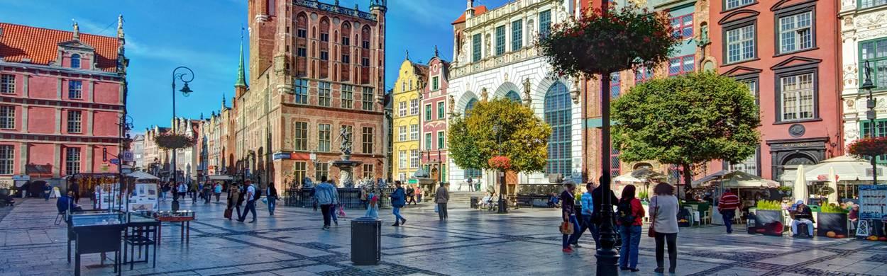 pomorskie, Gdańsk, Śródmieście