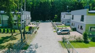 Domy w Serocku