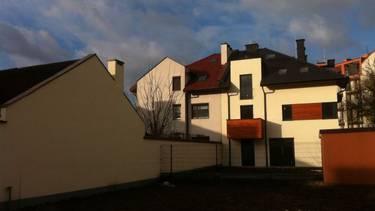 Dom bliźniaczy na Żabińcu