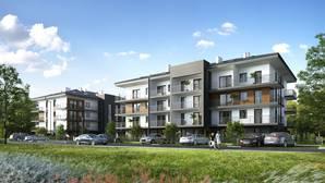 Zdjęcie inwestycji Osiedle Makuszyńskiego Apartamenty