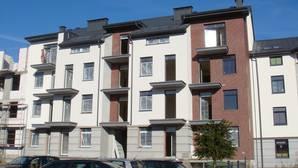 Zdjęcie inwestycji Kamienice Przy Dworcu