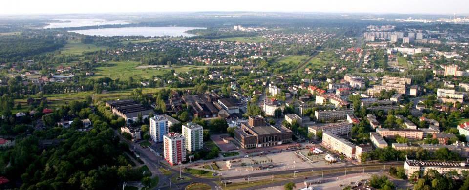 śląskie, Dąbrowa Górnicza