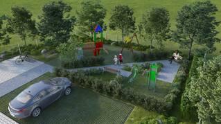 Osiedle Sąsiadów II etap