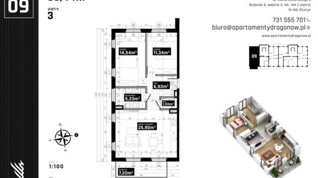 Apartamenty & Lofty Dragonów