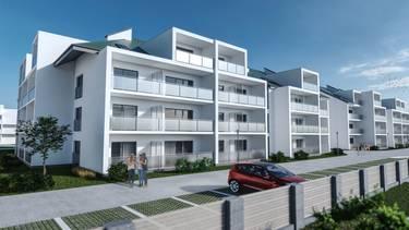 Apartamenty 100 m do plaży - etap II