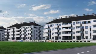 Osiedle Bocianie Gniazdo - Budynek nr II