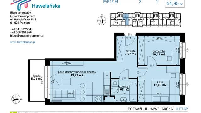 Hawelańska II Etap
