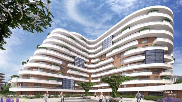 Wiślane Tarasy 2.0 budynek D