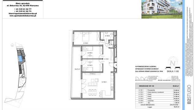 Apartamenty Bokserska
