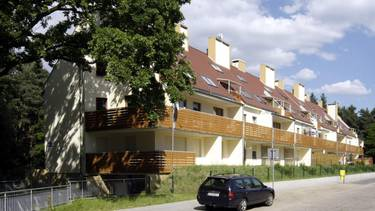 Budynek wielorodzinny Kurpiów