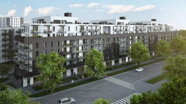 Apartamenty Drewnowska 43 IV