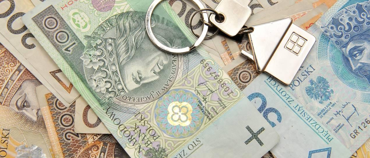 """Ilu """"hipotek"""" pozbywają się banki?"""