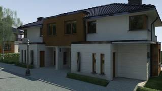 Osiedle Brzozowa Aleja domy