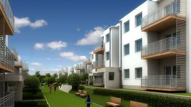 Zielona Przystań Baranowo - apartamenty