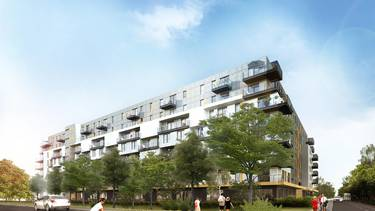 Wola Park Residence