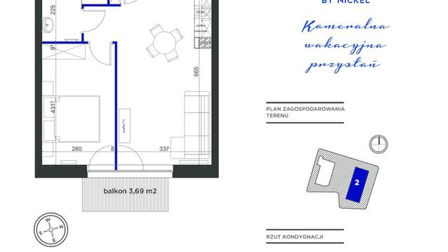 Apartamenty Koło Brzegu
