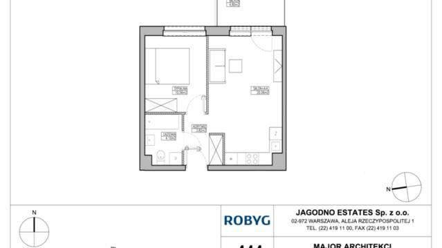 Robyg Jagodno - Etap II