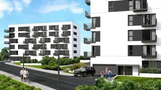 Apartamenty Nowy Marysin IVa