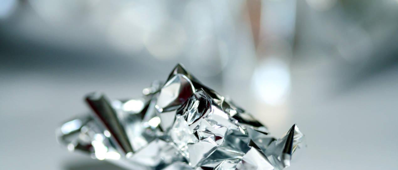 Folia aluminiowa - lifehacki