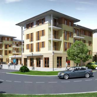 Najlepsza alternatywa mieszkaniowa dla Katowic? Osiedle Kolonia Minerwy w Rudzie Śląskiej!