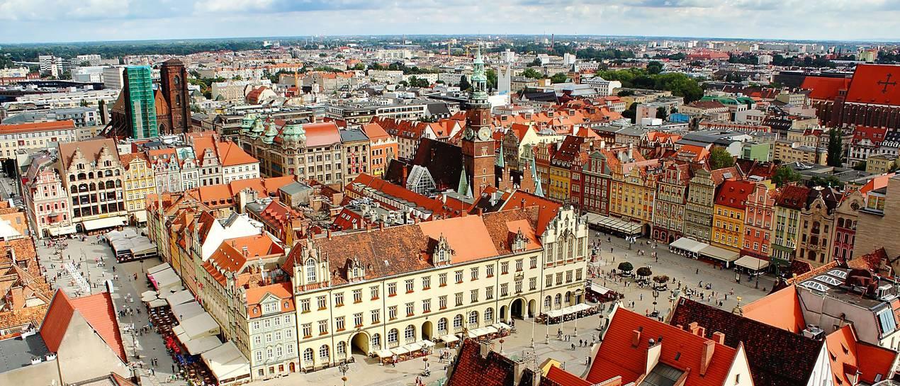 Nowe dzielnice Wrocławia -  ile zapłacisz tam za mieszkanie?